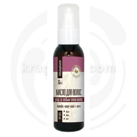 Масло для волос Иланг - Иланг, Розовое дерево