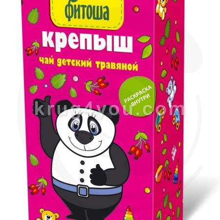 Чай детский №6 Крепыш