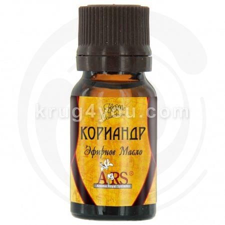 Кориандр – эфирное масло