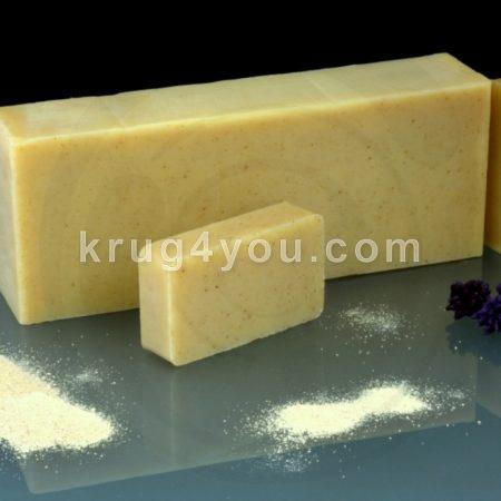 Мыло пивные дрожжи – лаванда