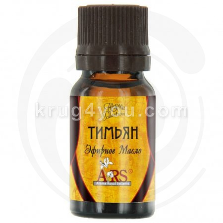 Тимьян – эфирное масло