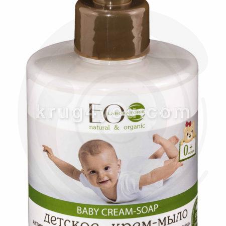 Детское крем-мыло