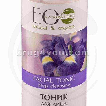 Тоник для лица Глубокое очищение для проблемной и жирной кожи