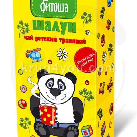 Чай детский №5 Шалун