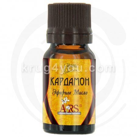 Кардамон – эфирное масло