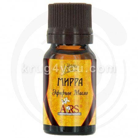 Мирра – эфирное масло