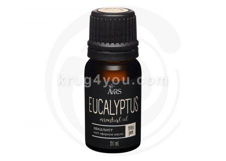 Эфирное масло эвкалипта обладает успокаивающими свойствами. Укрепляет защитные силы организма и восстанавливает после болезни и стресса.