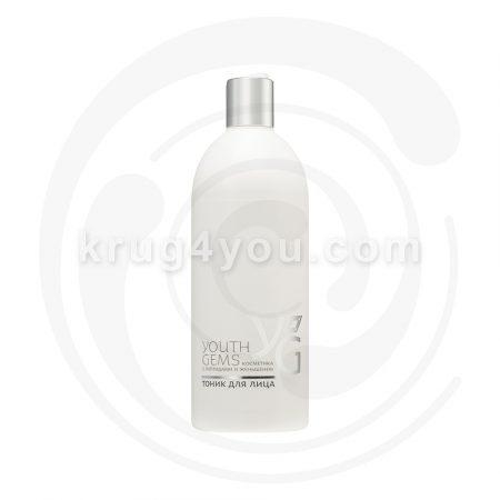 Тоник для лица Youth Gems эффективно и заботливо очищает и разглаживает кожу лица, шеи и декольте от любых загрязнений и макияжа, не высушивая её.