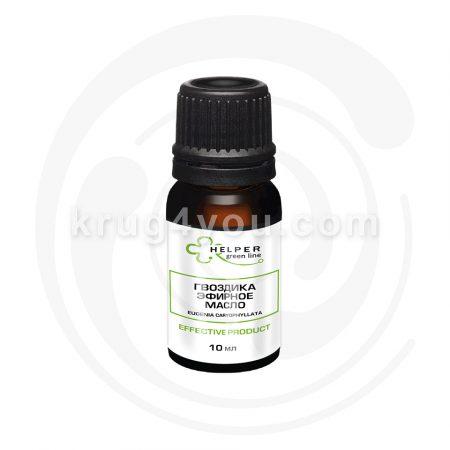 Эфирное масло Гвоздика можно использовать для поддержания тонуса всех типов кожи (кроме гиперчувствительной).