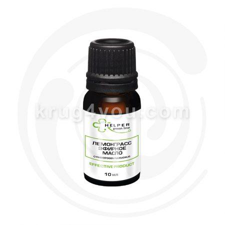 Лемонграсс 100% эфирное масло идеально подходит для ухода за пористой, жирной кожей. Очищает, тонизирует и освежает кожу, способствует сокращению пор.