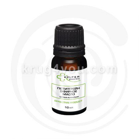 Петитгрейн 100% эфирное масло оказывает мягкий регенерирующий и восстанавливающий эффект, регулирует жировой баланс кожи и оказывает антисептическое воздействие.
